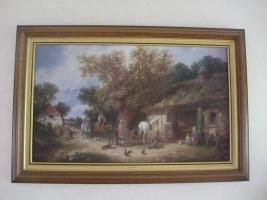 Foto 11 Massiv Eichenm�bel (Wohnzimmer, Esszimmer, Diele) in sehr gutem Zustand JETZT-50%