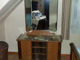 Foto 3 Massivholz Schlafzimmer 50er Jahre