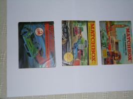 Matchbox-Kataloge