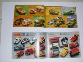 Foto 5 Matchbox-Kataloge