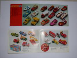 Foto 6 Matchbox-Kataloge