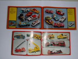 Foto 7 Matchbox-Kataloge