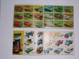 Foto 9 Matchbox-Kataloge