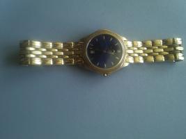 Maurice Lacroix - Goldplattierte Luxus - Uhr des Schweizer Luxusuhrenherstellers:  Maurice Lacroix