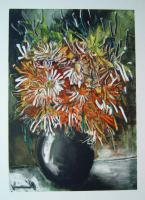 Maurice Vlaminck China Asters