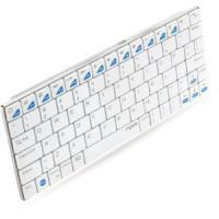 Foto 2 Maus und Tastatur weiß.USB-Funk