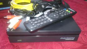 Foto 4 Maxdome MediaCenter DVB-T mit HD 160GB Festplatte