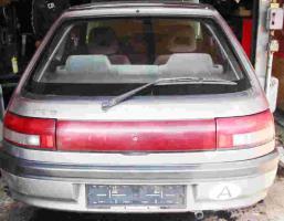 Foto 2 Mazda 323  Diesel  Bj 95   ausgeschlachtet