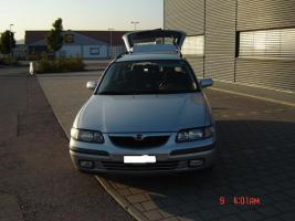 Mazda 626 kombi1,9l benzin, Bj:2000,