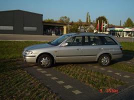 Foto 2 Mazda 626 kombi1,9l benzin, Bj:2000,