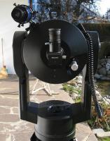 Foto 2 Meade LX90 EMC , 8'' Spiegelteleskop mit Autostar
