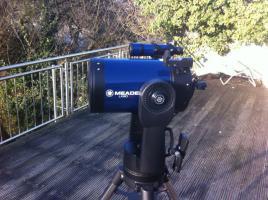 Meade Teleskop SC 203/2034 8'' UHTC LNT GOTO