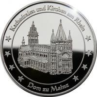 Foto 6 Medaillen mit Rheinmotiven