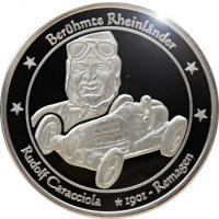 Foto 7 Medaillen mit Rheinmotiven