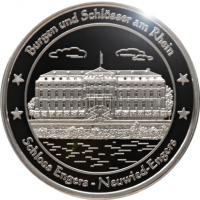 Foto 15 Medaillen mit Rheinmotiven