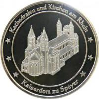 Foto 17 Medaillen mit Rheinmotiven