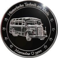 Foto 24 Medaillen mit Rheinmotiven