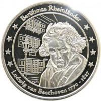 Foto 25 Medaillen mit Rheinmotiven