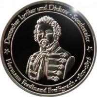 Foto 29 Medaillen mit Rheinmotiven