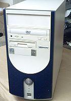Medion PC Intel Pentium III 1,0 Ghz