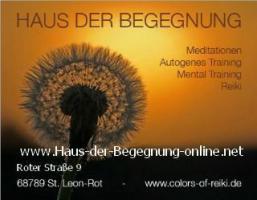 Foto 3 Meditation, Mentaltraining, Reiki u.v.m.