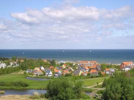 Foto 2 Meerblickferienwohnung am Schönberger Strand Nähe Laboe, nur 400m bis zum Strand