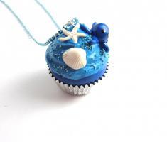 Meeres Cupcake Kette