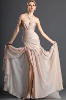 Foto 4 Meerjungfrau Stil natürliche Taile sexy Ballkleid - Mode-top