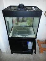 Meerwasseraquarium leer Deltec inkl. Technik