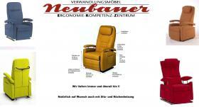 Mehr Möglichkeiten der Sessel auf Körpermaß