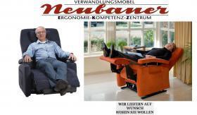 Foto 3 Mehr Möglichkeiten der Sessel auf Körpermaß