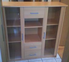 Mehrer Möbelstücke abzugeben Siteboard, Schuhschrank, TV-Bank, CD Regal