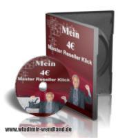 Mein 4EUR Master Reseller Klick | Master Reseller Version