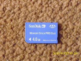 Foto 3 Memory Card 4 GB