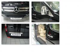Mercedes Benz Sprinter / Chrompaket (906)