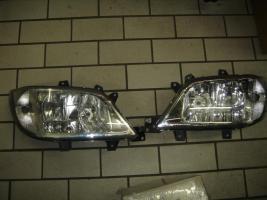 Mercedes Benz Sprinter / Klarglas Scheinwerfer