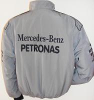 Foto 3 Mercedes Petronas Formel 1 Jacke XXXL