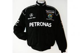 Foto 2 Mercedes Petronas Formel 1 Schuhmacher Jacke M-XXL