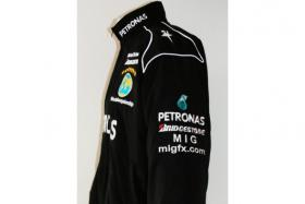 Foto 3 Mercedes Petronas Formel 1 Schuhmacher Jacke M-XXL