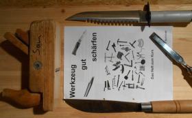 Foto 2 Messer  schärfen lernen