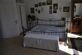 Metallbett Rio-grande 200x200 Bett Romantik Ehebett