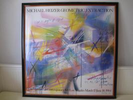Michael Heizer Bild 1,25 m x 1,25 m
