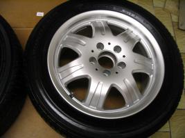 Foto 11 Michelin Primacy Pilot Sommerkompletträder SLK Mercedes Benz  incl. 7 Speichen Leichtschmiedefelge 16 Zoll