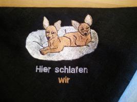 Foto 6 Microfaser Decken für Hund und Katz
