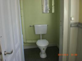 Toilettenraum f.diese Wohnung