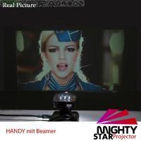 Foto 3 MightyStar Dual Sim Handy. Der Kracher. Mit Projektor.