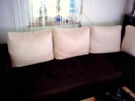 Foto 2 Mikrofaser Sofa