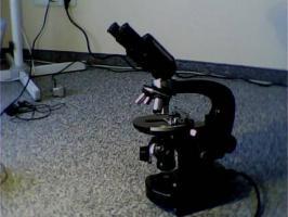 Foto 5 Mikroskop