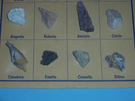 Foto 2 Mineralien