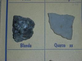 Foto 5 Mineralien